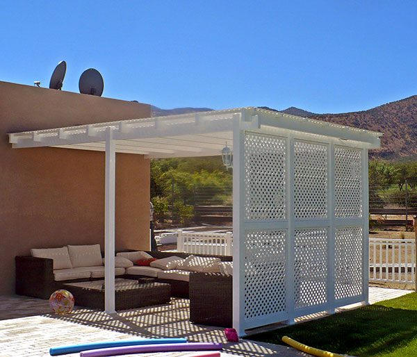 pvc pergolas on sale