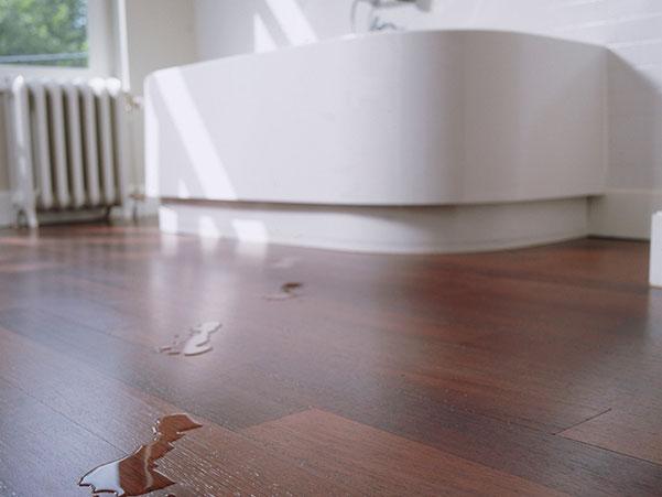 Eligna piso flotante resistente al agua