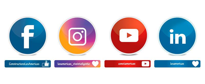 Redes Sociales Las Américas